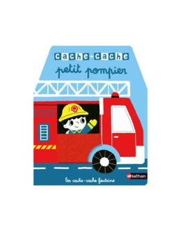 Livre Cache-cache petit pompier