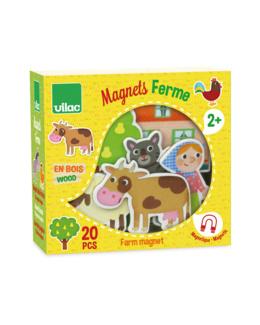 Magnets de la ferme