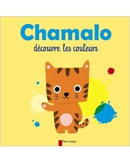 Chamalo : un livre et une peluche