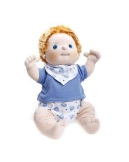 Poupée bébé Erik