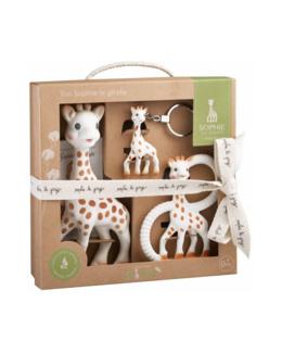 Coffret trio Sophie la girafe