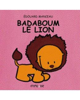 Livre Badaboum le Lion
