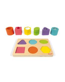 Puzzle 6 cubes
