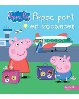 Livre Peppa part en vacances