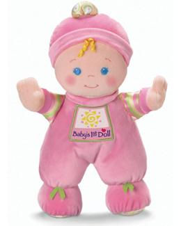 Ma première poupée