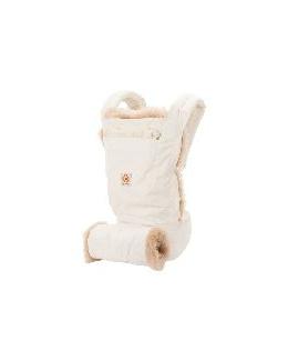 Porte bébé ergonomique fourrure