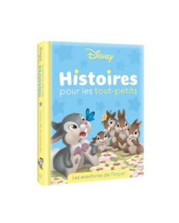 Livre Histoires pour les tout-petits
