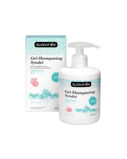 Gel douche-shampooing sans savon