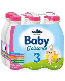 Lait Baby Croissance 3