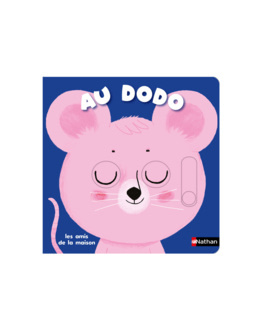 Livre Au dodo petite souris