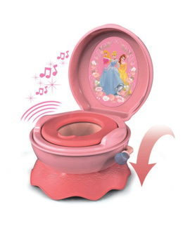 Pot sonore princesse