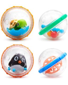 Jouets flotteurs de bain, bulles