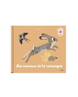 Livre Les animaux de la campagne