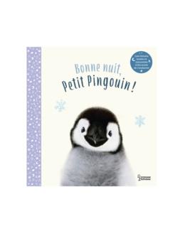 Livre Bonne nuit petit pingouin