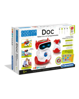 Doc - Robot parlant programmable