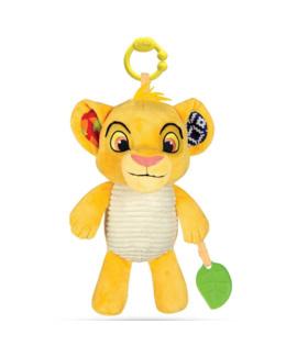 Roi Lion - Peluche Premières activités