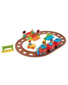 Circuit de train Happyland