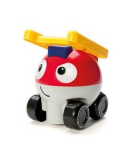 Camion pompier Bubble Car