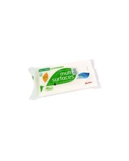 Lingettes écologiques Auchan Environnement (x40)