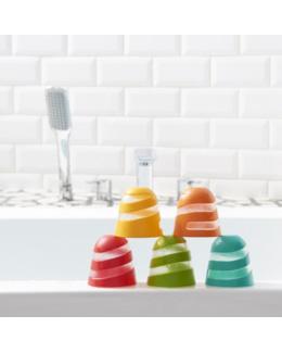 Jouet de bain bébé set de tasses