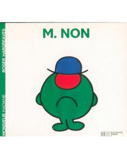 Livre Monsieur Non