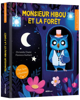 Monsieur Hibou et la forêt