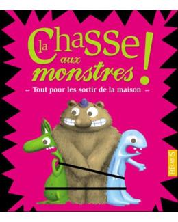 La Chasse aux Monstres : ils sont partout dans la maison