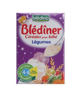 BLEDINA Céréales Blédine Légumes