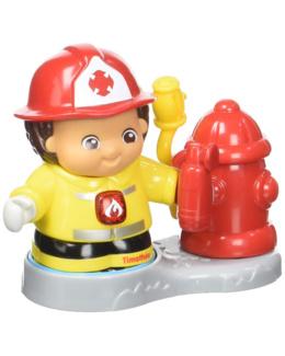 Tut Tut Copains - Timothée petit pompier
