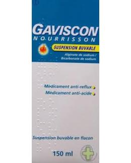 Gaviscon Nourrisson - suspension buvable