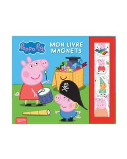 Mon livre magnets Peppa Pig