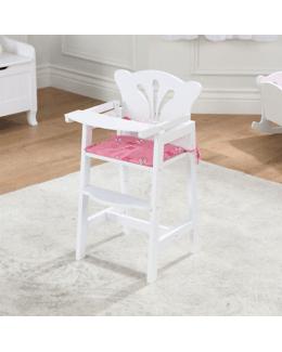 Chaise haute pour poupée Lil'Doll