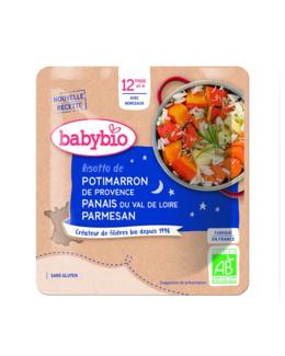 Bonne Nuit Risotto de Potimarron de Provence Panais Parmesan