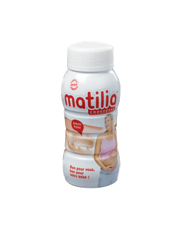 matilia Grossesse boisson lactée femme enceinte