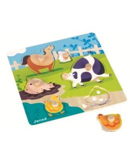 Puzzle Happy Farm
