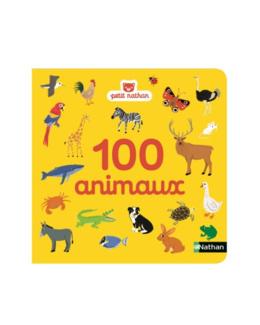 Livre 100 animaux