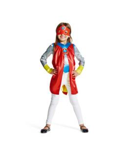 Déguisement Super-héros fille 3-5 ans by Imagibul