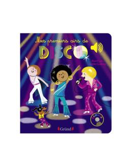Livre Mes premiers airs de disco