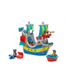 Bateau pirate Happyland