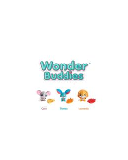 WONDER BUDDIES