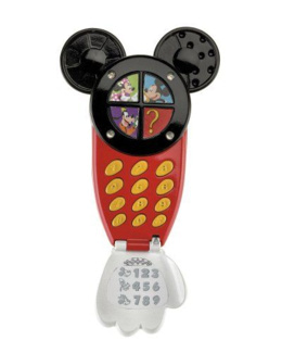 Le téléphone de Mickey