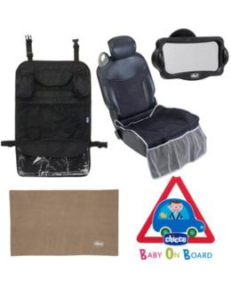 Pack 5 auto accessoires
