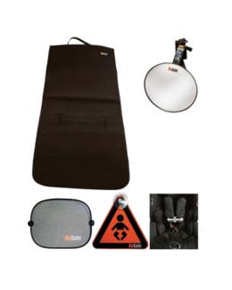 Kit accessoires dos à la route