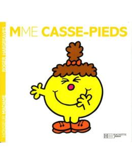 Livre Madame Casse pieds