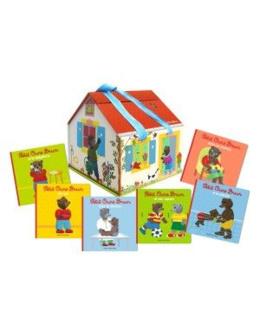 Coffret Maison Petit Ours Brun 6 volumes