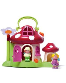Maison des elfes Happyland