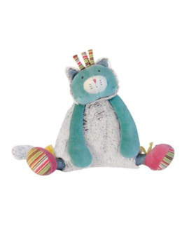 Peluche Chat musical Les Pachats