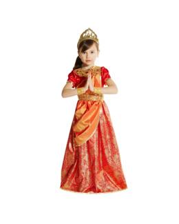Déguisement de princesse cambodgienne