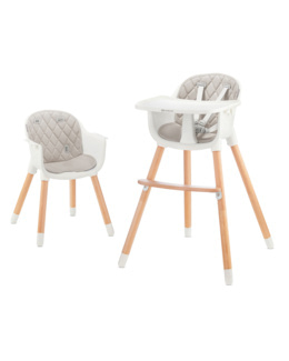Chaise haute évolutive Sienna