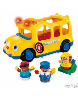 Little People Bus Scolaire